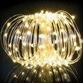 Cadena de Iluminación de vacaciones 20 M 200LED de la SECUENCIA Solar Luces de Cadena Decoración Del Banquete de Boda de Navidad u61207