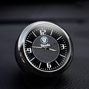 free shipping Car clock car el
