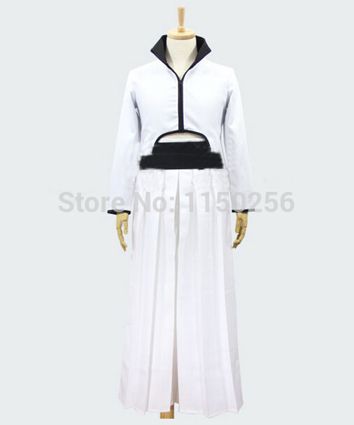 Grimmjow Jaegerjaquez from Bleach - Grimmjow Cosplay Jacket - Black and White Grimmjow Jacket for Men or Woman - Custom Made in Any Size UHHPO