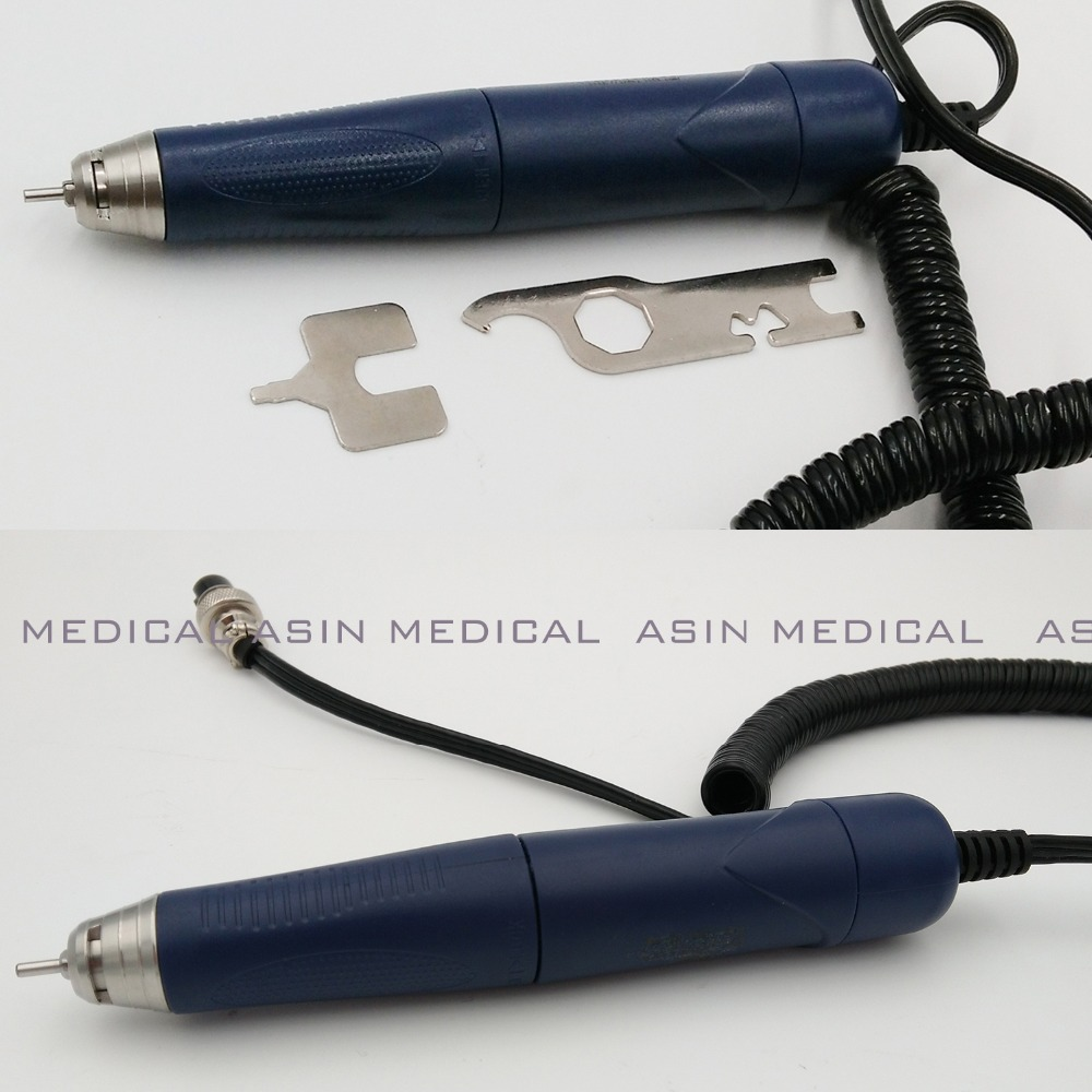 50,000 RPM Non-Carbon Brushless NEW Dental Micromotor Polishing handpiece dental micro motor handpiece for AS-2000 QZ-60 AS-7000 lyncmed endodontic treatment wireless endo motor handpiece surgical brushless motor reciprocating cutting mode