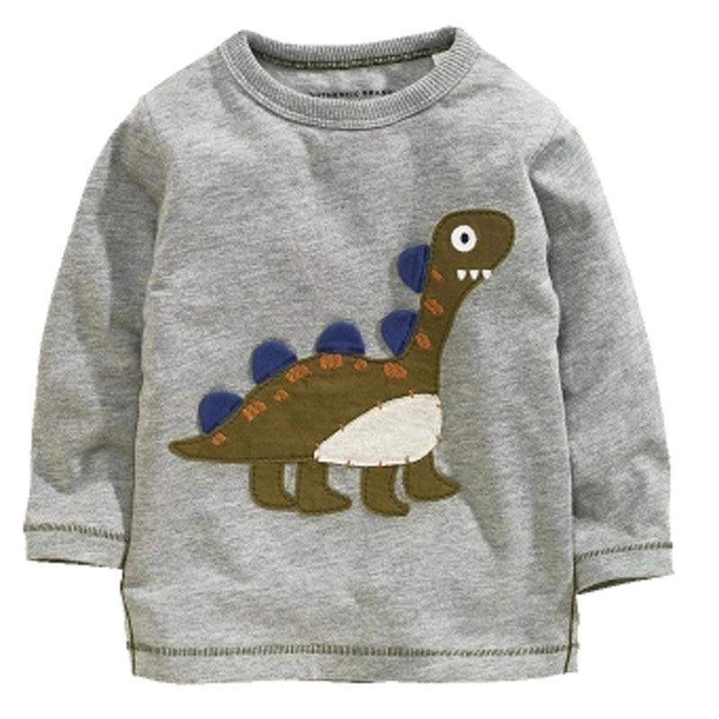 Jumpingbaby 2019 Αγόρια T-Shirt Μωρό Ρούχα - Παιδικά ενδύματα - Φωτογραφία 5