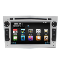 Wholesales Factory price Prefect fitting Car Auto DVD GPS system for Opel Corsa Astra Zafira Vectra Meriva in Sliver Color
