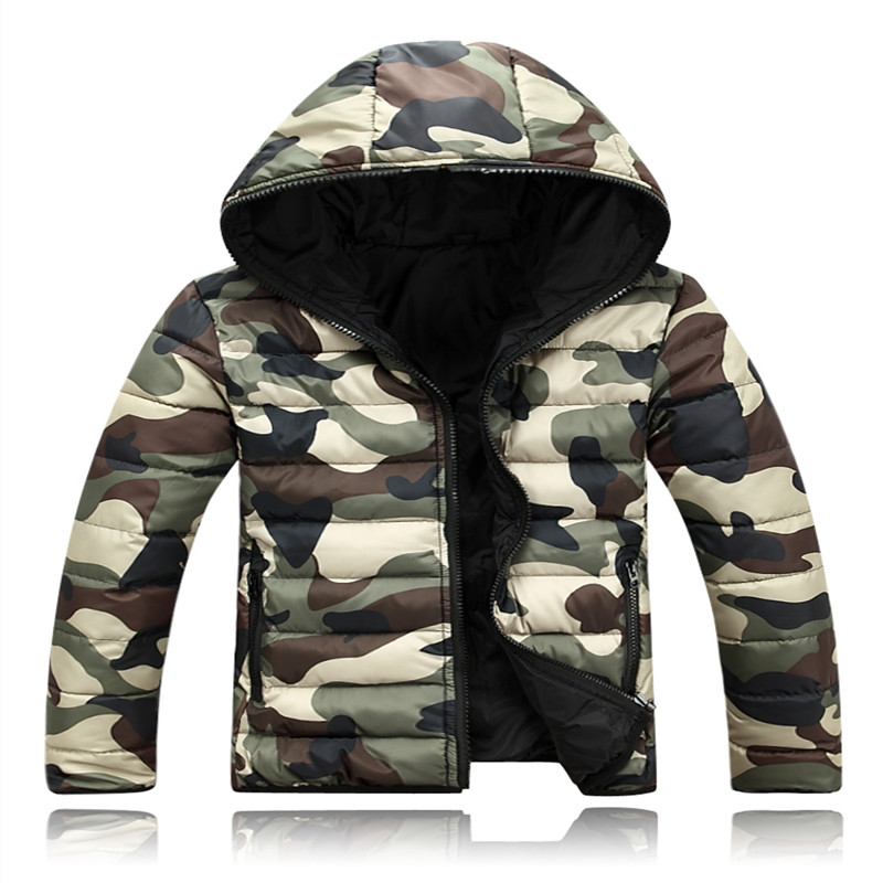 3f69aaf9011 2019 Sell like hot cak men s clothing winter jacket with hoodies outwear  Warm Coat Male Solid