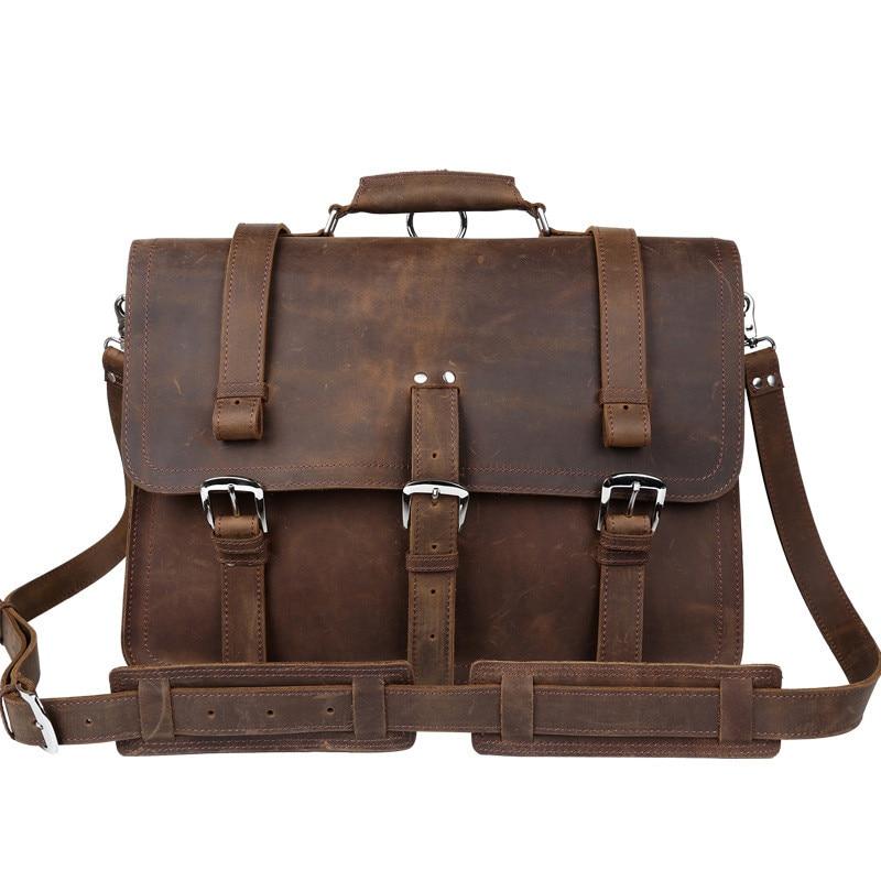 Neweekend Genuine Leather Backpack font b Women b font Men Printing Male Laptop Large Capacity Travel