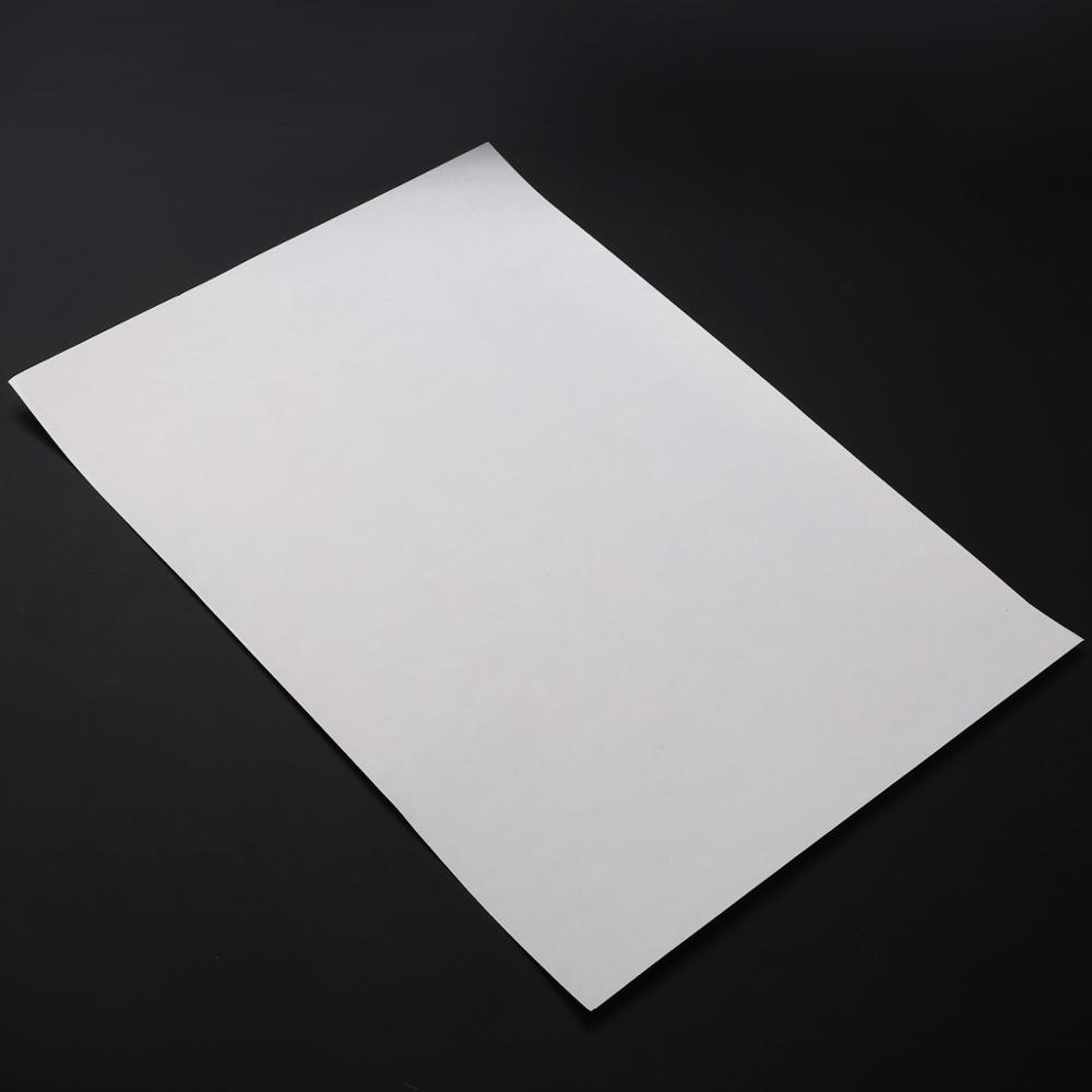 20 Sheets A4 Heat Transfer Paper Design For DIY Printing Iron On T-shirt Light Fabric For Inkjet Printer 297*210mm