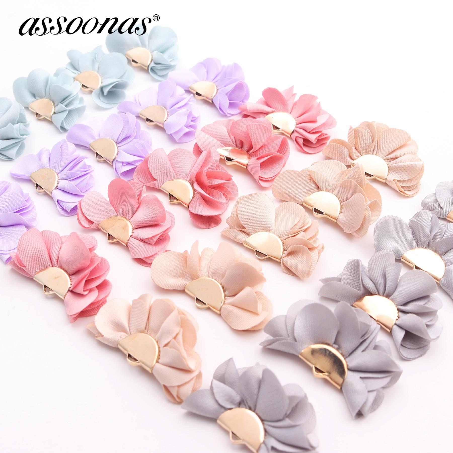 Assoonas F130,flower,jewelry Making,earring Accessories,charms,jewelry Findings,flower Jewelry Decoration,diy Earrings,20pcs/lot