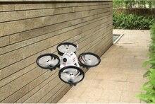 KINGKONG ET100 PNP Brushless FPV RC Racing Zangão Mini-quadcopter com Receptor de Peças de Reposição