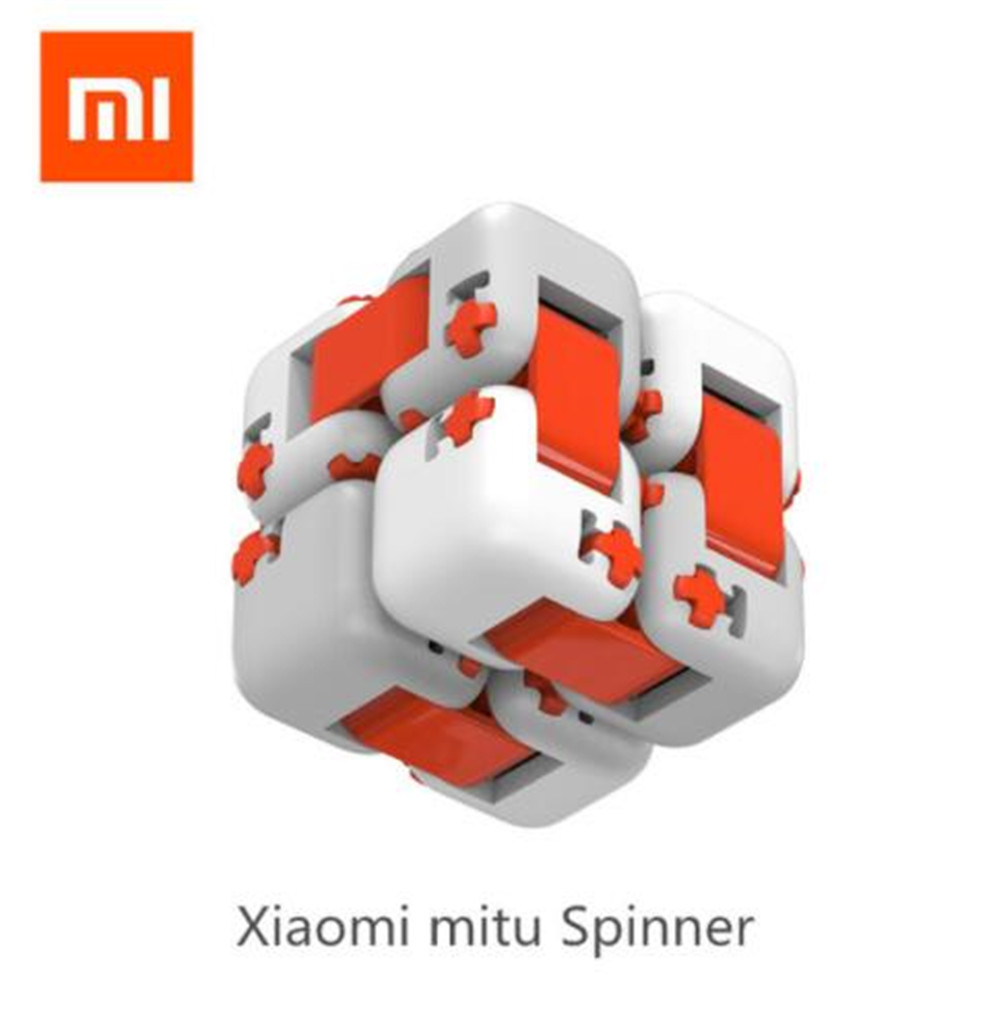 Orginal Xiaomi mitu Cubes Spinner Smart Fidget Magic Cubes Infinity Toys Anti Stress Anxiety Juguete for xiaomi smart home Gift(China)