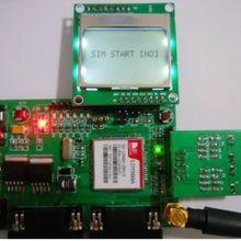 SIM900 gps GPRS gps DTU STM32 модуль GSM Ublox 6M MMS STM32F103RBT6 lcd