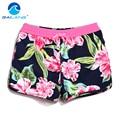 Gailang Marca Mujeres shorts casual Loose Mujer Shorts junta de secado rápido Troncos del boxeador bermudas Bañadores Bañadores del traje de Baño