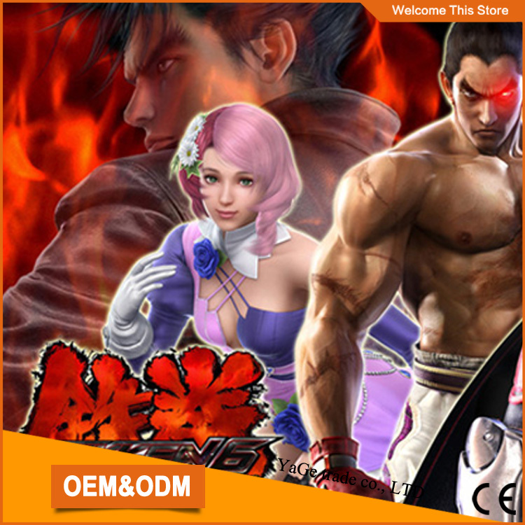 arcade fighting Video Games Tekken 6: Bloodline Rebellion