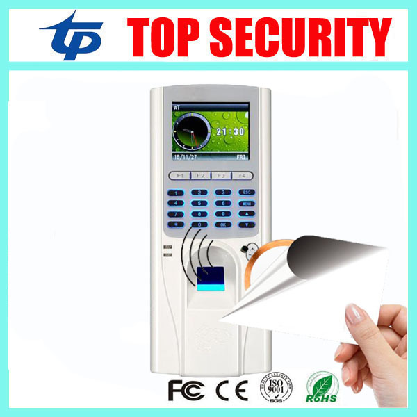 TCP/IP Biometric Fingerprint Access Control Systems Door Access Control With IC Card Reader Standalone Access Controller TFS-6 fingerprint access control system zk f22 wifi tcp ip door control system biometric fingerprint door access controller