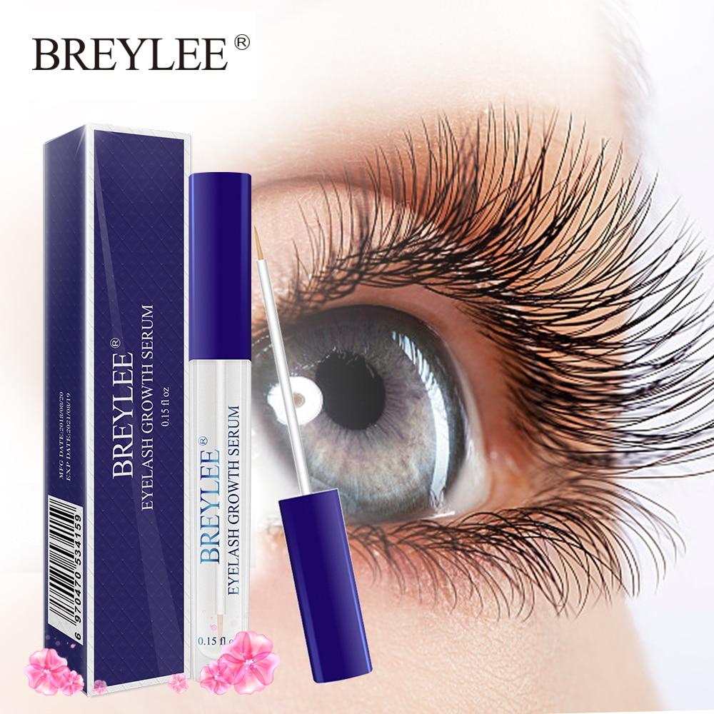 BREYLEE Eyelash Growth Eye Serum Eyelash Enhancer Longer Fuller Thicker Lashes Eyebrow And Eyelashes Enhancer Makeup Eye Care 65