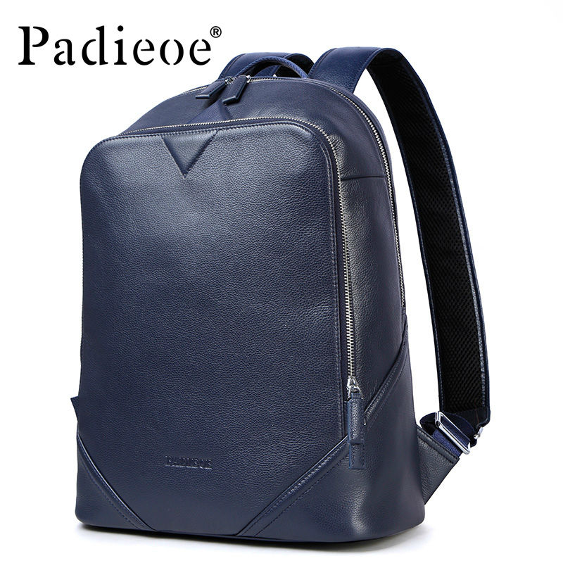2017 Padieoe Mochila Estilo Coreano Bolsa De Couro Geniune para As Mulheres Nova Moda Escola Mochilas para Meninas Adolescentes car light accessories amp d2s d2c d2r hid xenon cable adaptor socket for d2 d4 d4s d4r xenon hid headlight relay wiring harness