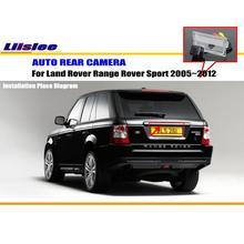 Liislee Автомобильная камера для Land Rover Range Rover Sport 2005~ 2012/камера заднего вида/HD CCD RCA NTST PAL/светильник для номерного знака CAM