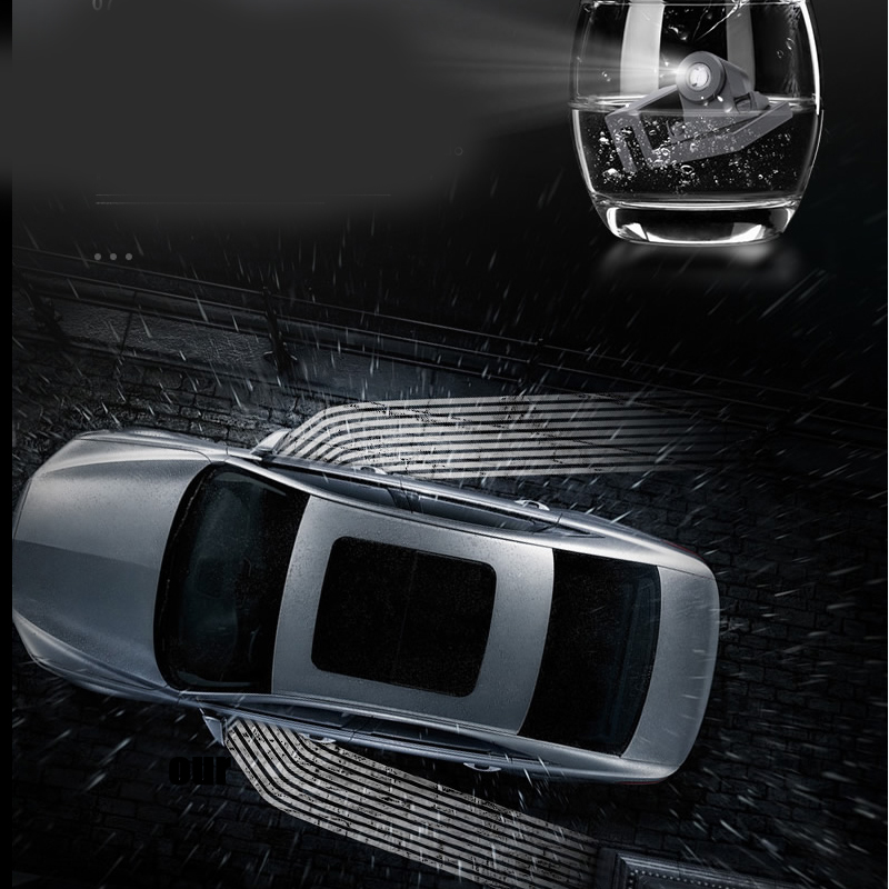 Auto engel flügel led Universal untergestell Willkommen lampe boden licht für bmw f10 f25 f30 f45 x1 x3 f25 x5 f15 e30 e34 e60 e65 e70