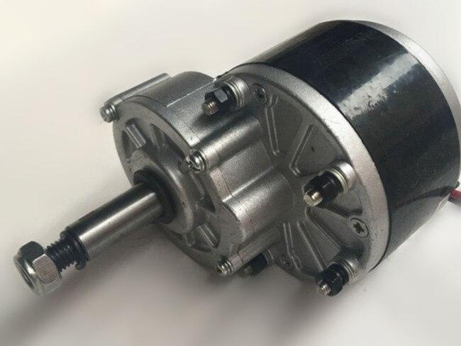 250w 24v brush motor 60mm longer shaft shaft diameter for 24v brushed dc motor