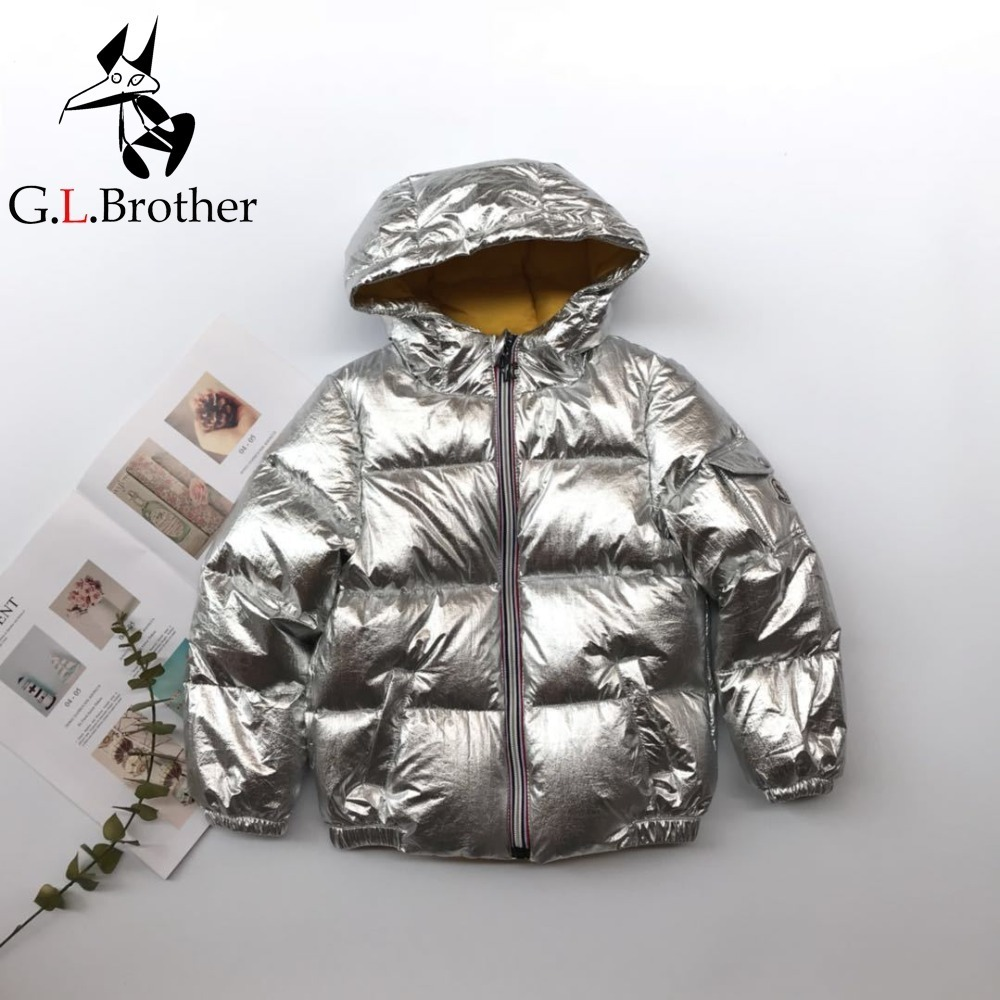 2018 New Children Warm Down Coat Boys Hooded Jackets Kids Winter Coat Light Duck Down Coats Thick Outwear For Teenager girl long down jackets dorsill 2017 new winter warm children outwear hooded fashion boy winter coat thick kids down