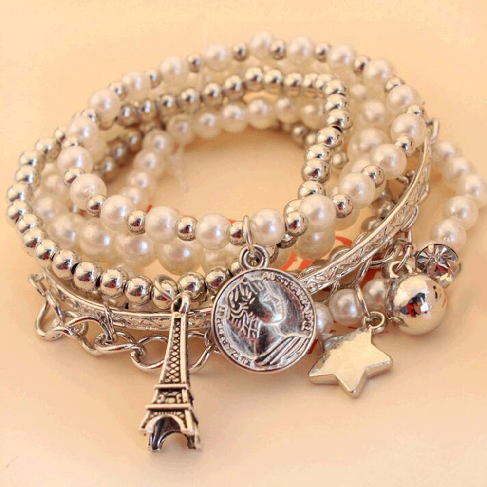 Pearl Eiffel Tower...