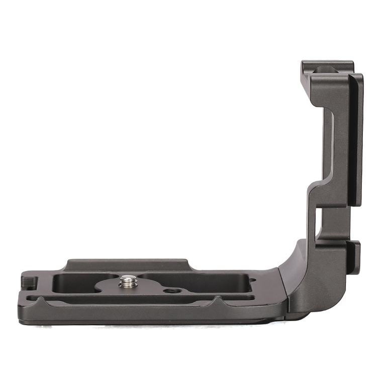 Custom L Plate Bracket for Canon 5DIV 5D4 5D Mark IV Camera Arca, Really Right Stuff, Benro compatible separable jintu photo qr quick release l plate bracket camera vertical grip for canon 5d mark iv 5d4 5div arca swiss ass rrs benro fotopro