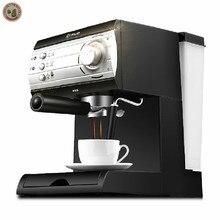 Kaffeemaschine Hause büro kaffeemaschine Espresso halbautomatische kommerziellen büro 20 Bars espresso Pumpe 1,5 Liter wassertank