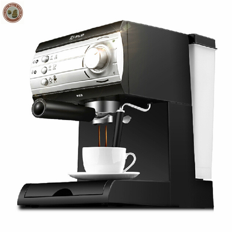 coffee machine Home office coffee machine Espresso semi ...