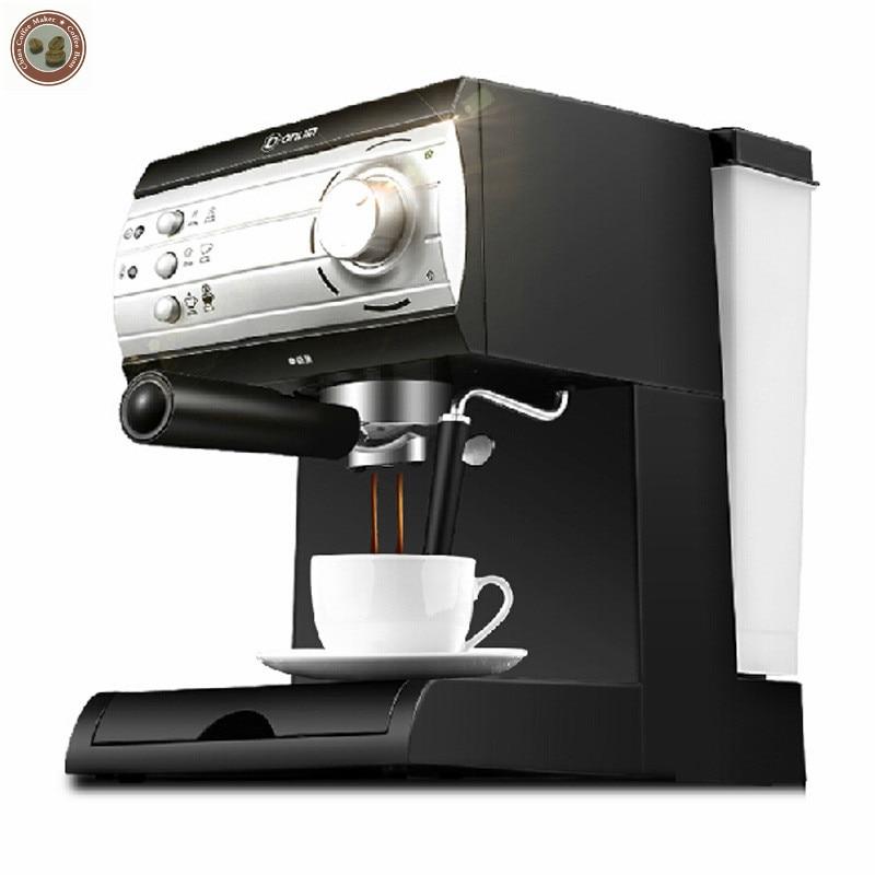 coffee machine Home office coffee machine Espresso semi automatic commercial office 20 Bars espresso Pump 1.5Liter water tank
