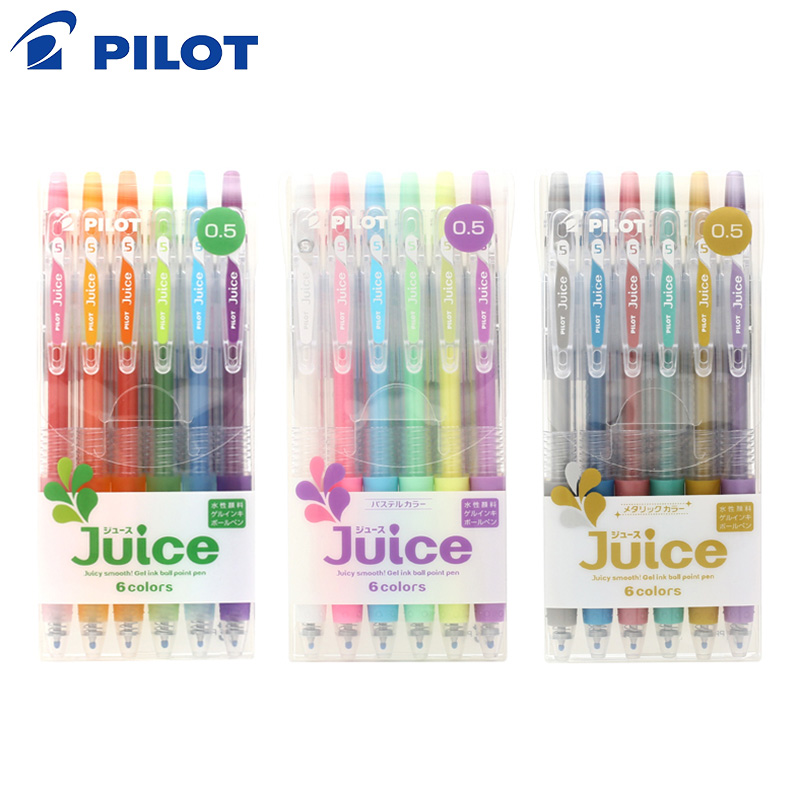 Pilot Juice UP Pen CHOOSE COLOR 0.4 mm Japan Ballpoint Gift Smooth Office Pastel