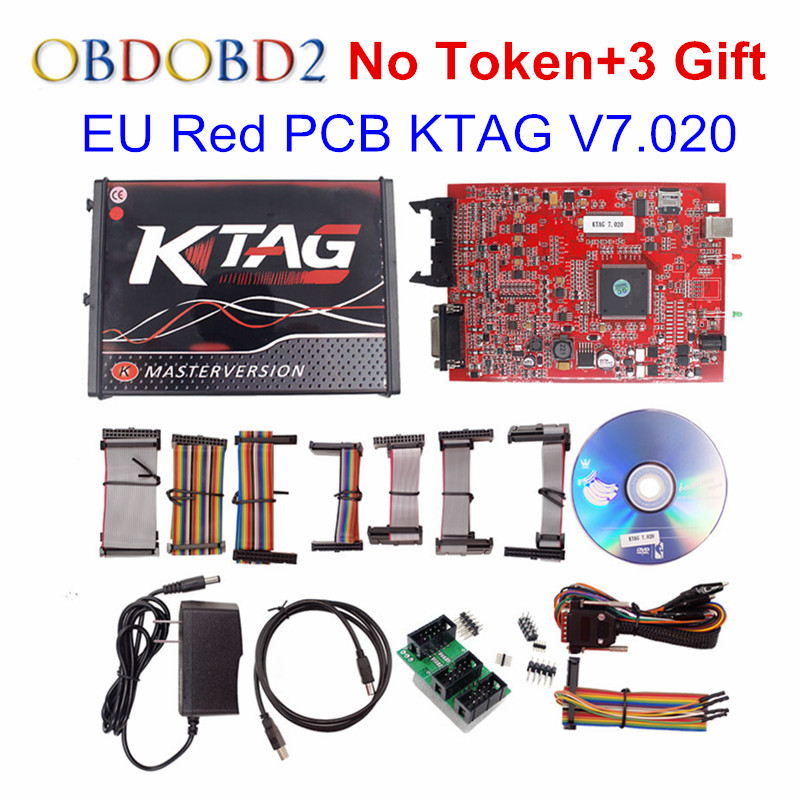EU Red KTAG K-TAG V7.020 Master SW V2.23 Used Online K TAG 7.020 No Tokens ECU Chip Tuning Tool Better Than KTAG V6.070 V2.13EU Red KTAG K-TAG V7.020 Master SW V2.23 Used Online K TAG 7.020 No Tokens ECU Chip Tuning Tool Better Than KTAG V6.070 V2.13