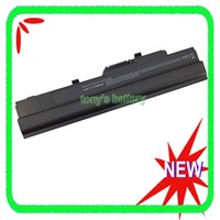 5200mah BTY S11 BTY S12 Battery for MSI Wind U100 U90 U120 U123 U110 U115 U130 U135 U150 LG X110 Black