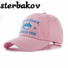 2017 Fashion brand sterbakov can wholesale high quality cotton baseball man woman hip hop snap back cap