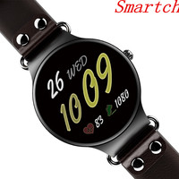 Smartch KW98 Smart Watch Android 5.1 8GB/512MB Wifi GPS Bluetooth Smartwatch Heart Rate Monitor MTK6580 Android Watch For men