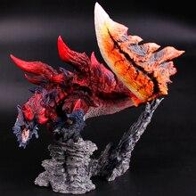 Monster Hunter World ручной работы настоящий CFB Монстр Охотник X Дракон различные цвета Коллекция украшения подарки