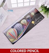 60 шт./компл., художники + Рисунок + Акварель + Уголь + Металлик цветной карандаш множество, коробка утюга упакован рисунок карандаш для рисования