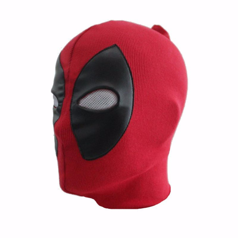 Halloween Props Deadpool Mask Weapon X Superhero Balaclava Cosplay ... 26a9ab77936a