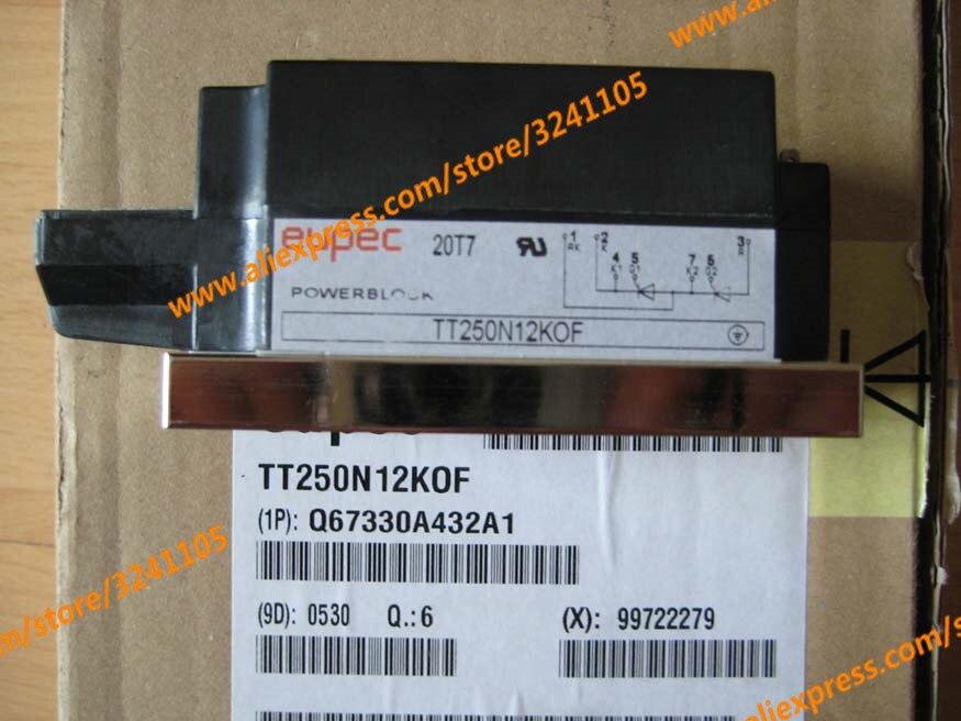 Free shipping NEW TT250N12KOF MODULEFree shipping NEW TT250N12KOF MODULE