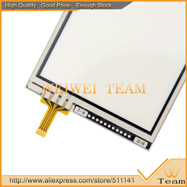 NUEVA Pantalla Táctil Para M3 Compia Móvil MC-6200S MC6200S MC-6200C MC6200C MC 6200C 6200 S Panel de la Pantalla Táctil Digitalizador Lente de Cristal