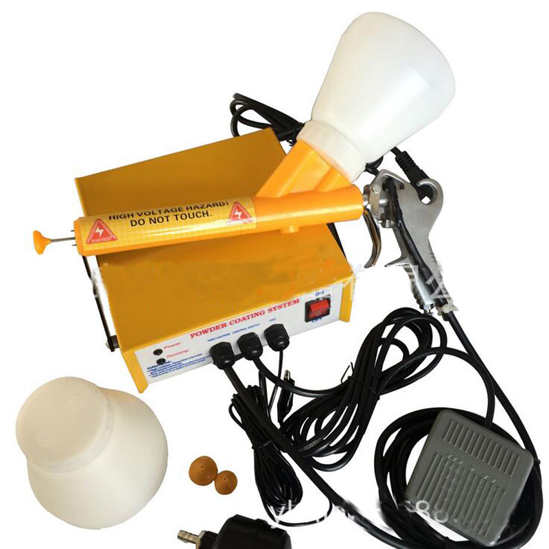 PC03-5  Portable Powder Coating System Paint Spray Gun 110V/220V