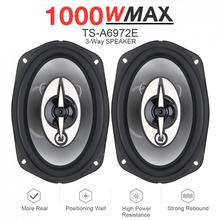 6x9 Inch 1000W 12V 3 Way Car Coaxial Auto Audio Music Stereo