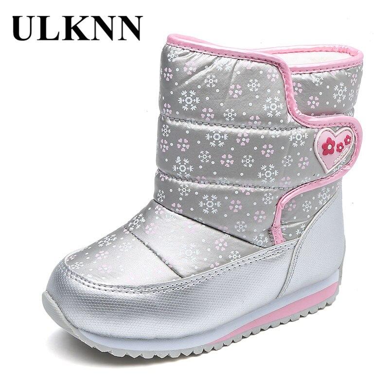 Kopen Laarzen Voor Meisjes Goedkoop Jongens Ulknn Winter Voering Wol Yfg7b6yv