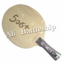 Genuine DHS 506+ Table Tennis Racket Offensive Raquete De Ping Pong Table Tennis Blade with bag