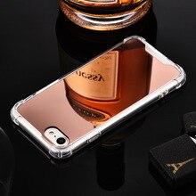Mirror Design Shockproof iPhone Case