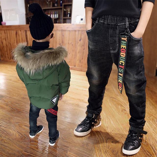 a240fee4d Hot sale children's spring jeans. Boy's fashion jeans, spring and autumn  Boy's jeans. Suitable age: 5 7 8 10 12 14 years old