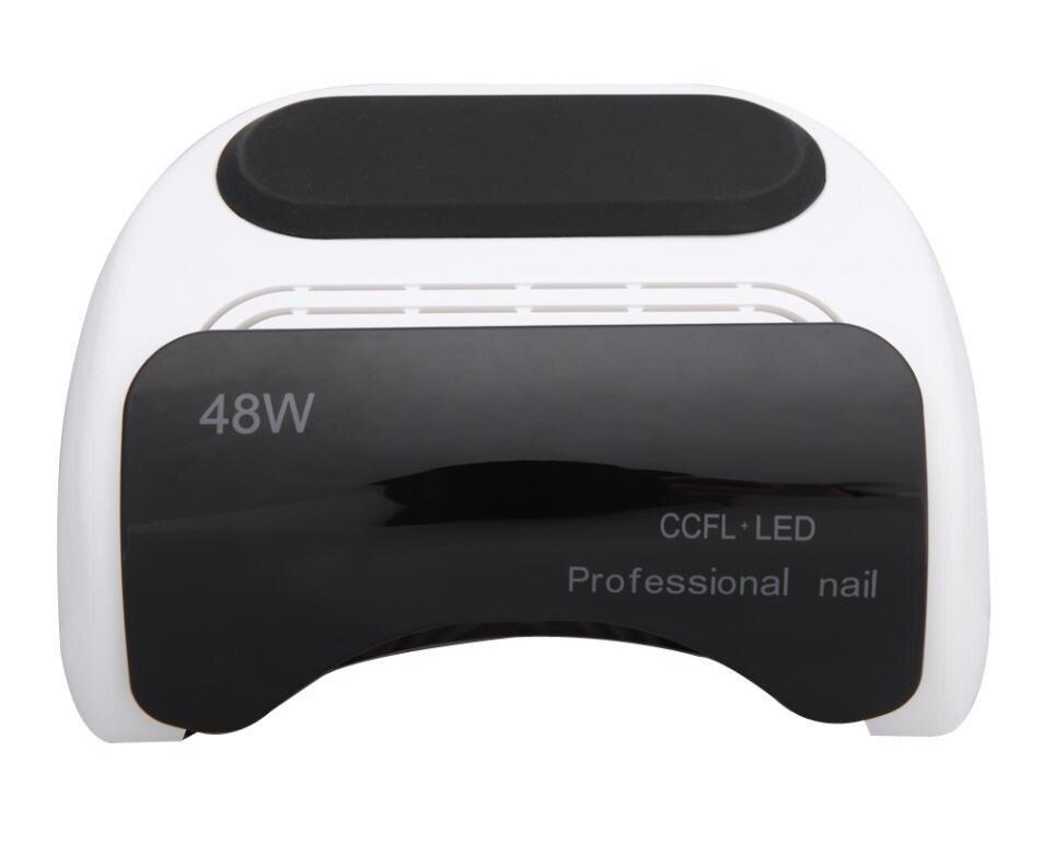 Салон ногтей инструменты для продажи УФ свет лак для ногтей сушилка 48 Вт таймер автоматической настройки