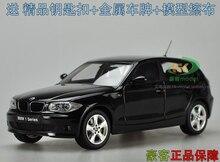 120i 1 Серии 1:18 модель автомобиля KYOSHO сплав металла diecast коллекция мальчик подарок Хэтчбек Luxury cars оригинальные Акции автомобиль рождения
