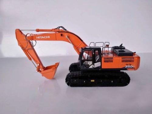 Rare Tmc Hitachi Zaxis350lc 6 Hydraulische Graafmachine 1 50 Schaal