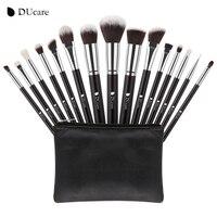 DUcare Merk 15 STKS Makeup Brush Set Professionele Make Up Beauty Blush Foundation Contour Poeder Cosmetica Brush Up