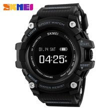 SKMEI Top Luxury Smart Sports Watches Calorie Heart Rate Pedometer Bluetooth Digital Watch Fashion Smartwatch Relogio