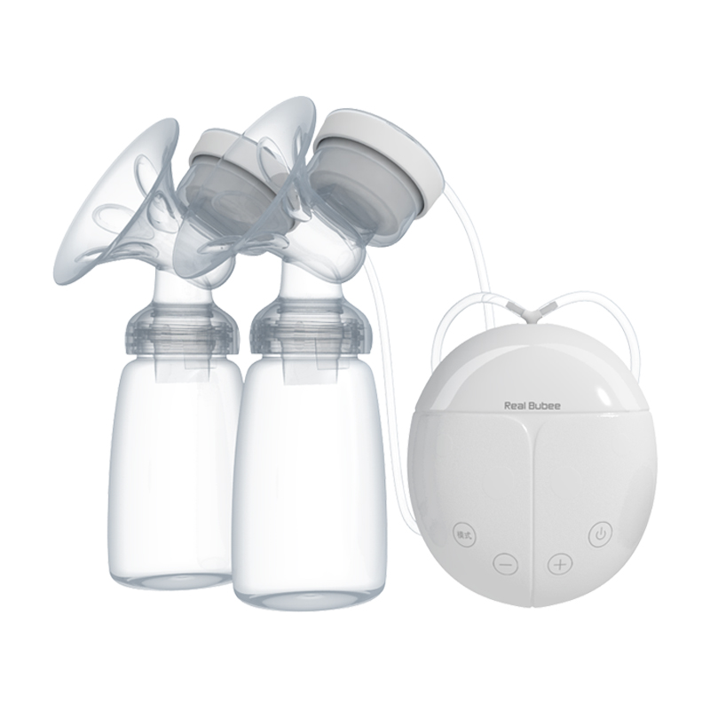 Electric massage breast pump automatic massage postpartum milking prolacer bilateral prolactin anti countercurrent