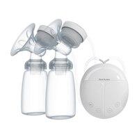 Electric massage breast pump automatic massage postpartum milking prolacer bilateral prolactin anti countercurrent